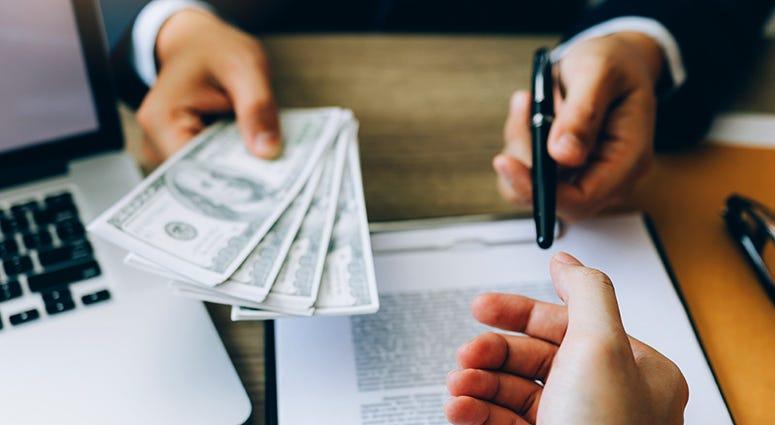 Getting a Loan in Cash is Easy – Loans Paid in Cash