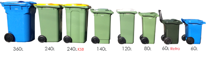 Dimentions of the Bin Sizes and Dimentions of the Various Substances Used in the Laboratory