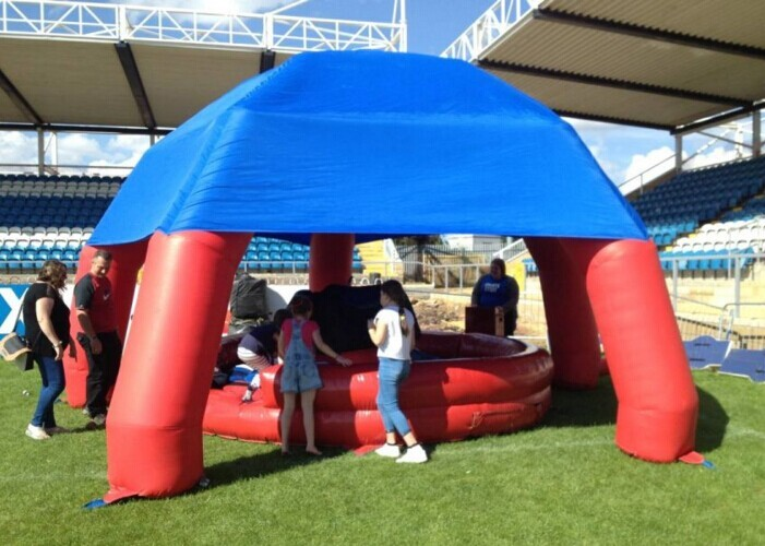 Innovative Inflatable Products and Marquee Games